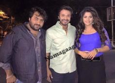 Raghuram DP, Vijay Raghavendra & Radhika Kumaraswamy