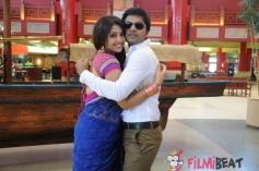 Silambarasan and Richa Gangopadhyay