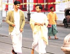 Sushant Singh Rajput & Anand Tiwari in Detective Byomkesh Bakshy!