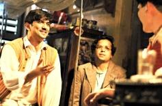 Sushant Singh Rajput, Anand Tiwari in Detective Byomkesh Bakshy!
