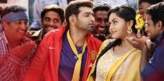 Arun Vijay and Karthika Nair