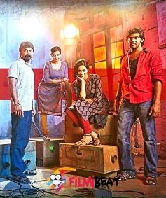 Arya, Kreshna, Deepa Sannidhi And  Swathi Reddy
