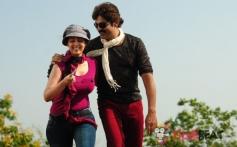 Jagapathi Babu and Charmy Kaur