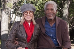 Morgan Freeman And Diane Keaton