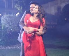 Ram Kapoor & Sunny Leone in Kuch Kuch Locha Hai
