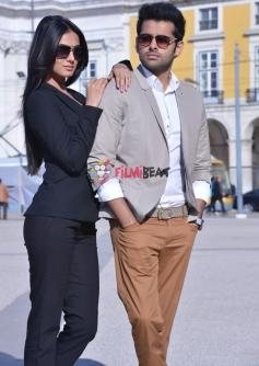 Ram Pothineni and Rakul Preet Singh