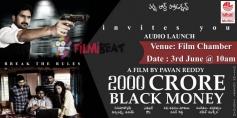2000 Crore Black Money Movie Poster