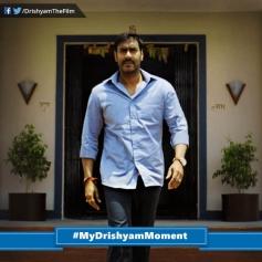 Ajay Devgan in Drishyam