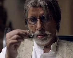 Amitabh Bachchan in Wazir