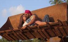 Amy Jackson & Akshay Kumar in Singh is Bling