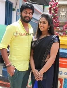 Arun & Roopika in Haadi Beedi Love Story