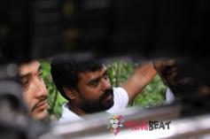 Kaaval Movie Working Still