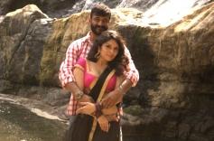 Kishore and Hardhika Shetty