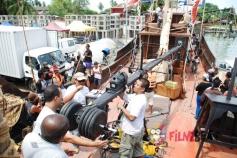 Maha Vamsam Shooting Spot Stills