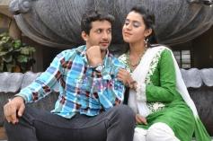 Naga Kiran & Praju Poovaiah in Adarsha