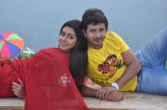 Praju Poovaiah & Naga Kiran in Adarsha