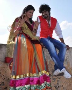 Swaroopini & Nithin Gowda in Mast Kalandar