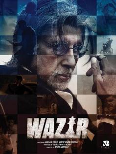 Wazir First Look