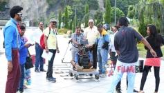 Anaganaga Oka Chitram Movie Working Still
