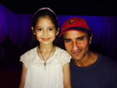 Harshaali Malhotra  And Saif Ali Khan
