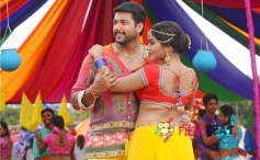 Jayam Ravi and Poorna