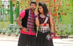 Jayam Ravi and Trisha Krishnan