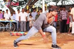 Duniya Vijay Action Scene in RX Soori