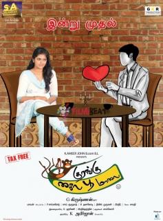 Kurangu Kaila Poomaalai Movie Poster