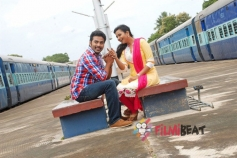 Mithun and Mrudula Murali