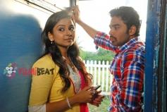 Mrudula Murali and Mithun