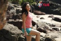 Nikesha Patel in Alone