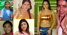 South Indian Actresses: Then And Now