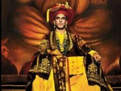 Ranveer Singh from Bajirao Mastanis song Gajanana