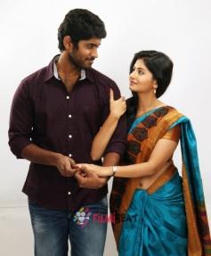 Kathir and Reshmi Menon