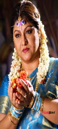 Malashree in Ganga