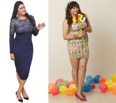 Namitha : Then And Now