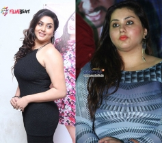 Namitha: Then And Now
