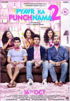 Pyaar Ka Punchnama 2 First Look