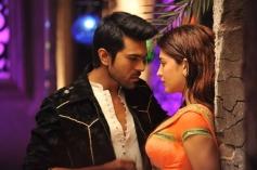 Ram Charan and Shruti Haasan