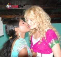 Tanya & Kavya Kissing Scene