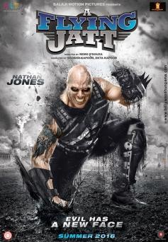 A Flying Jatt Poster