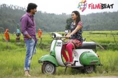Ajay Rao & Amulya in Krishna Rukku
