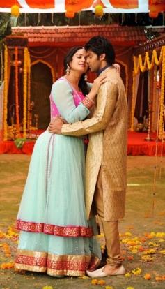 Anushka Shetty and Arya