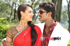Archana & Jai Devaraj in Aham