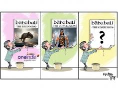 Baahubali part-3 confusion