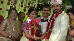 Prajwal Devaraj Marriage Photos