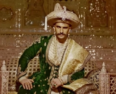 Ranveer Singh in Bajirao Mastani