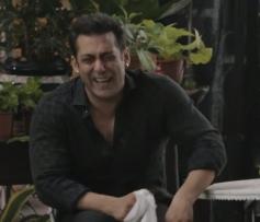 Salman Khan Crying out Loud