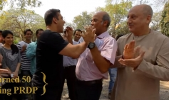 Sooraj Barjatya Celebrates his 50th Birthday