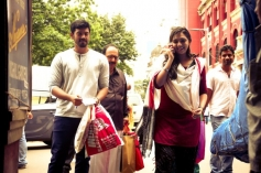 Ashwin Kakumanu & Lakshmi Menon